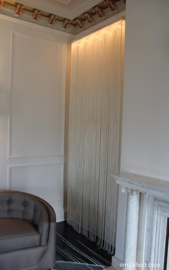 San Francisco Decorator Showcase Living Room sofa