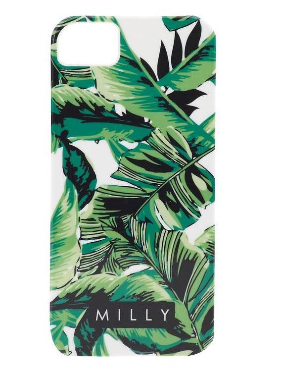 banana leaf iphone cover by Milly
