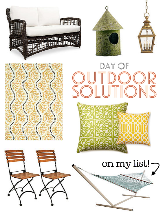 one kings lane outdoor sale