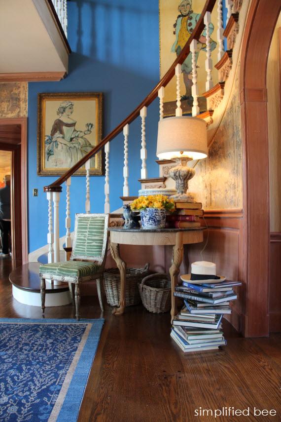 Foyer - Woodside Decorator Show House 2013