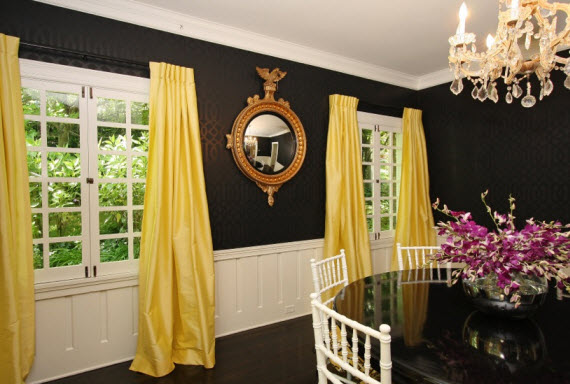 formal dining room - Michelle Workman Interiors