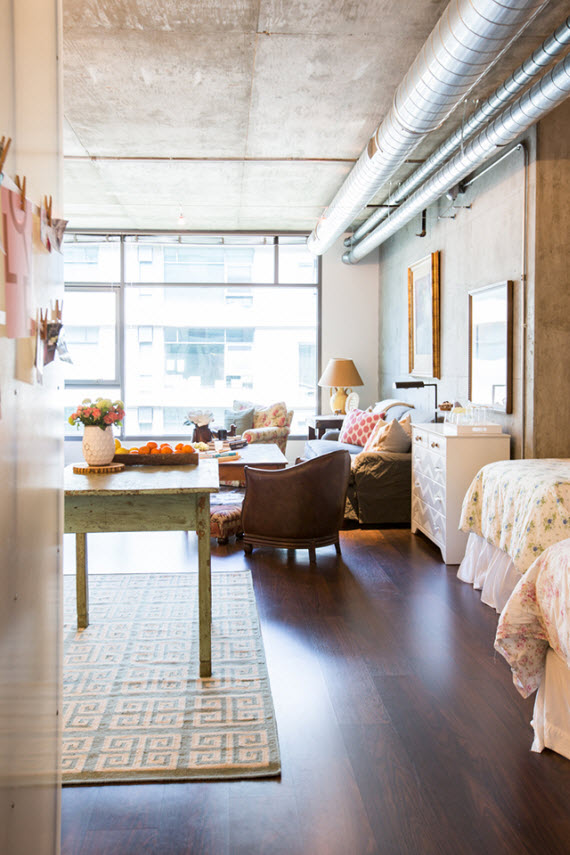 LA studio loft - michaela noelle designs