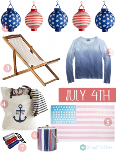 4th of July Firework Essentials