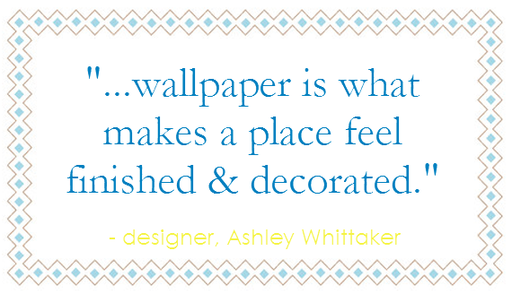 wallpaper design tip