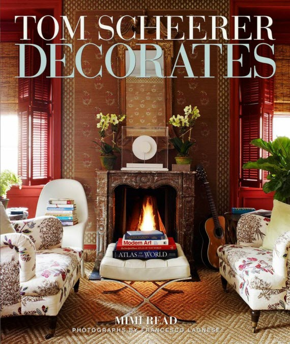 Tom Scheerer Decorates - the book