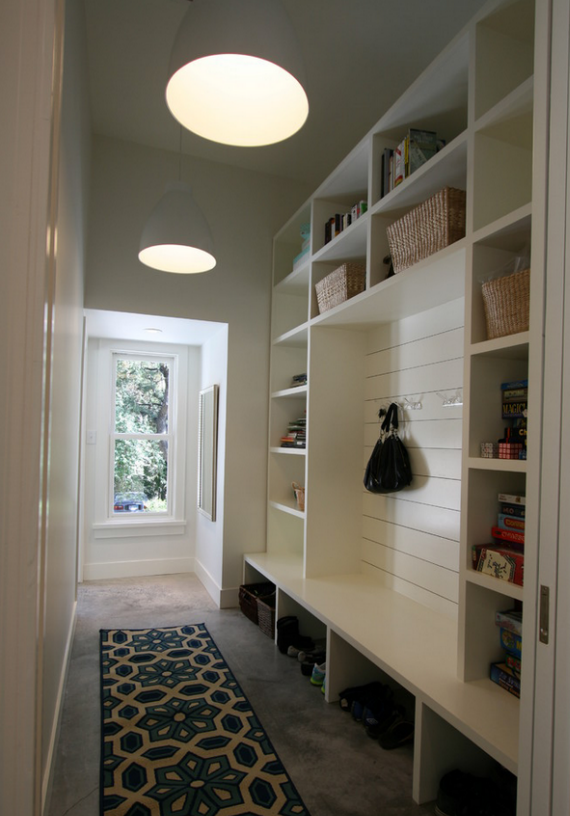 fabulous mudroom design