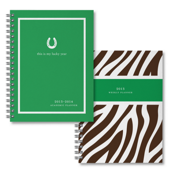 Most Stylish Daily Planners 2014