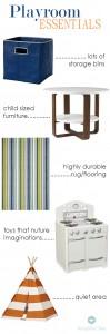 playroom ideas & essentials - Simplified Bee