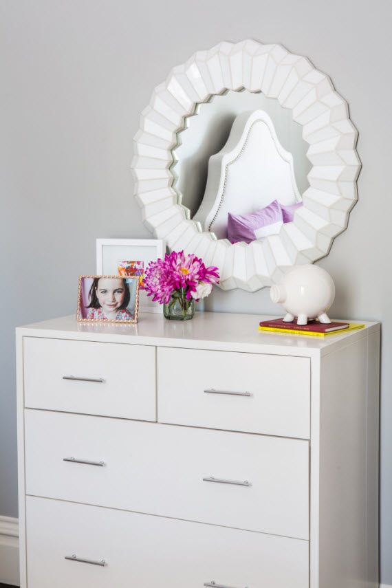 teen girls modern bedroom dresser