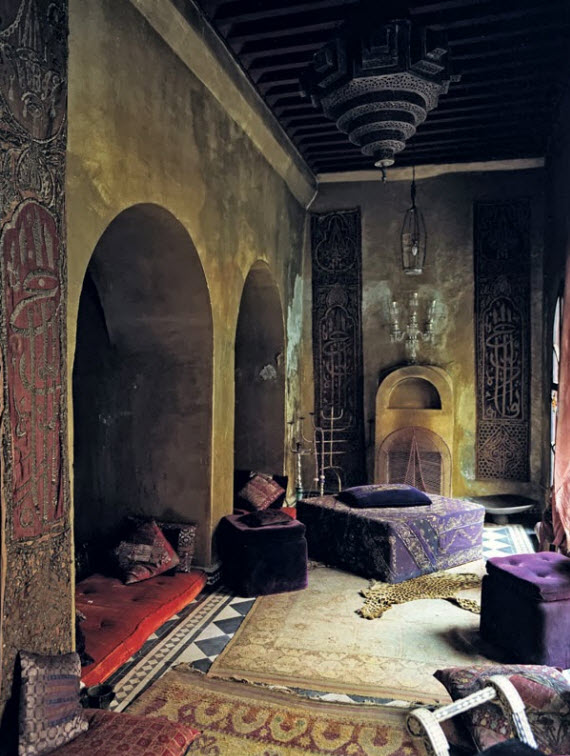 Franca-Sozzani-Marrakesh-home