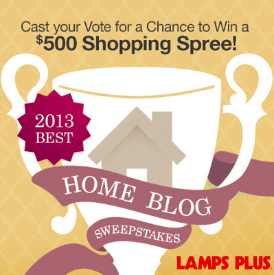 Home Blog Sweepstakes at LampsPlus - Win $500