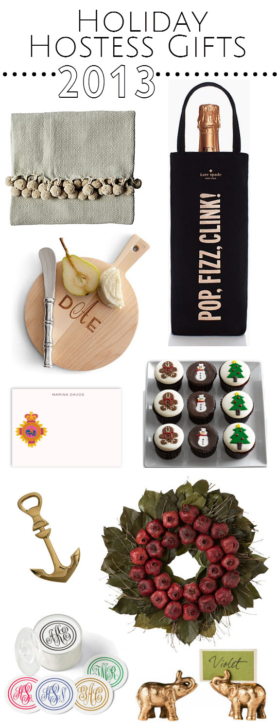 fabulous holiday hostess gifts - simplified bee #hostess #gifts