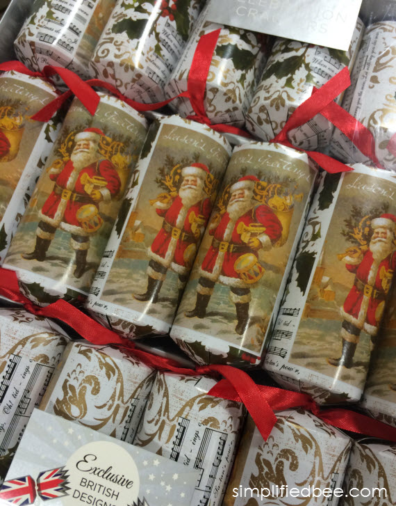 celebration party crackers - hostess gift #thegifter