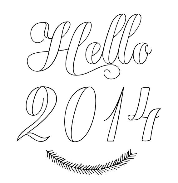 hello 2014 --goal setting