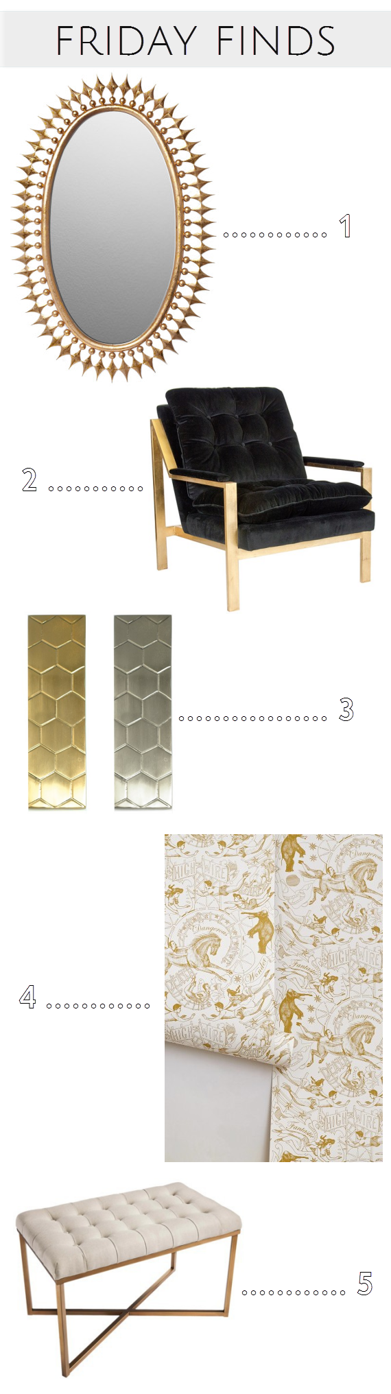 stylish home decor finds - simplified bee