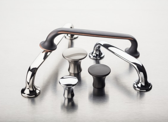 Top Knobs - Mercer Collection - Oculus