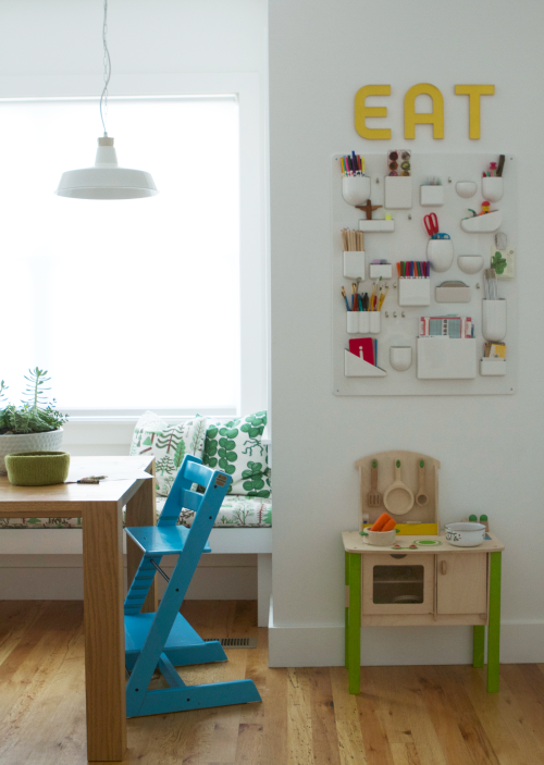 kitchen nook for kids #kitchens #kids