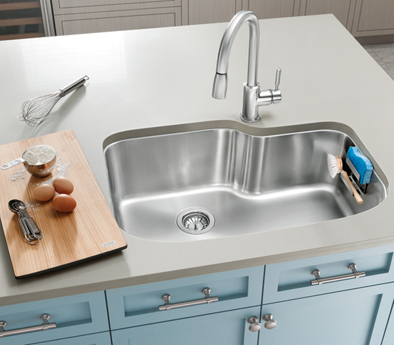 Www Blanco Kitchen Sinks : love the look, functionality and versatility of this sink -the ...