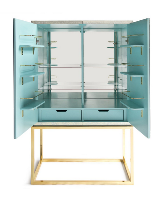 Jonathan-Adler-Bar-Cabinet-with-Turquoise