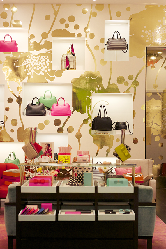 Kate Spade Handbags - Palo Alto Store