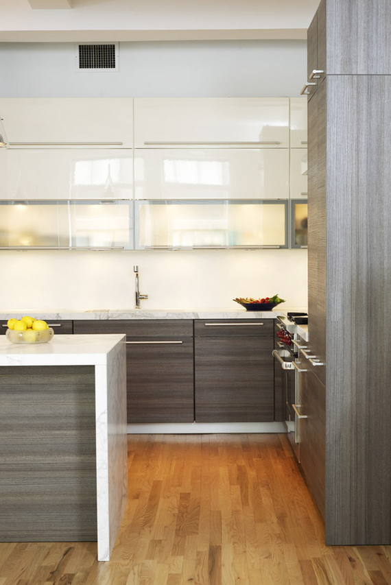 modern kitchen with poggenpohl cabinetry #kitchens