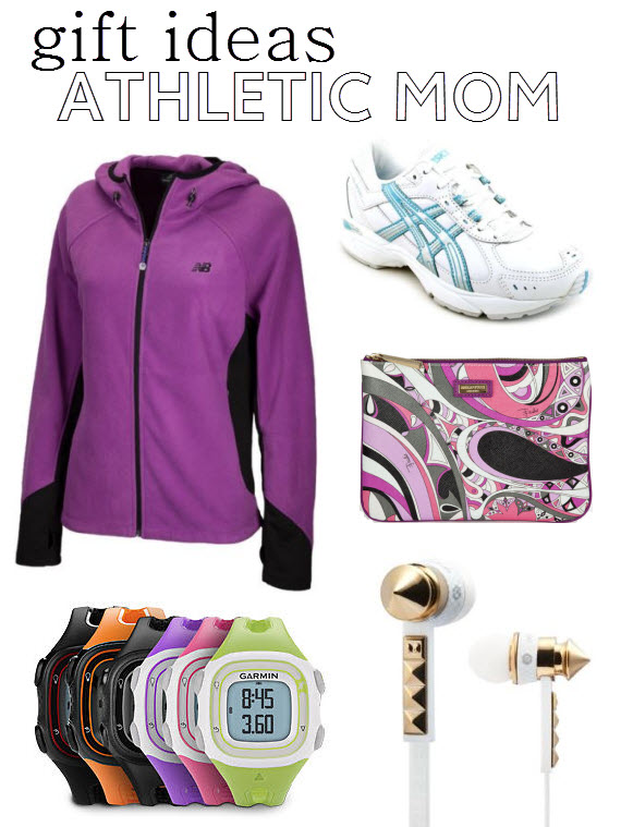 athletic mom gift ideas for mother's day #eBayMom