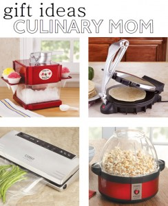 culinary mom gift ideas for mother's day #eBayMom
