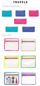 Truffle handbag organizer solutions