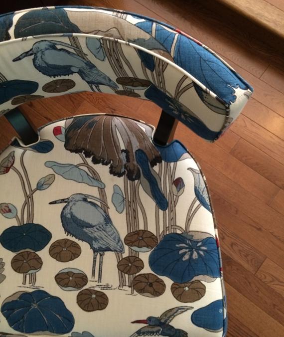 heron chair - meredith heron design