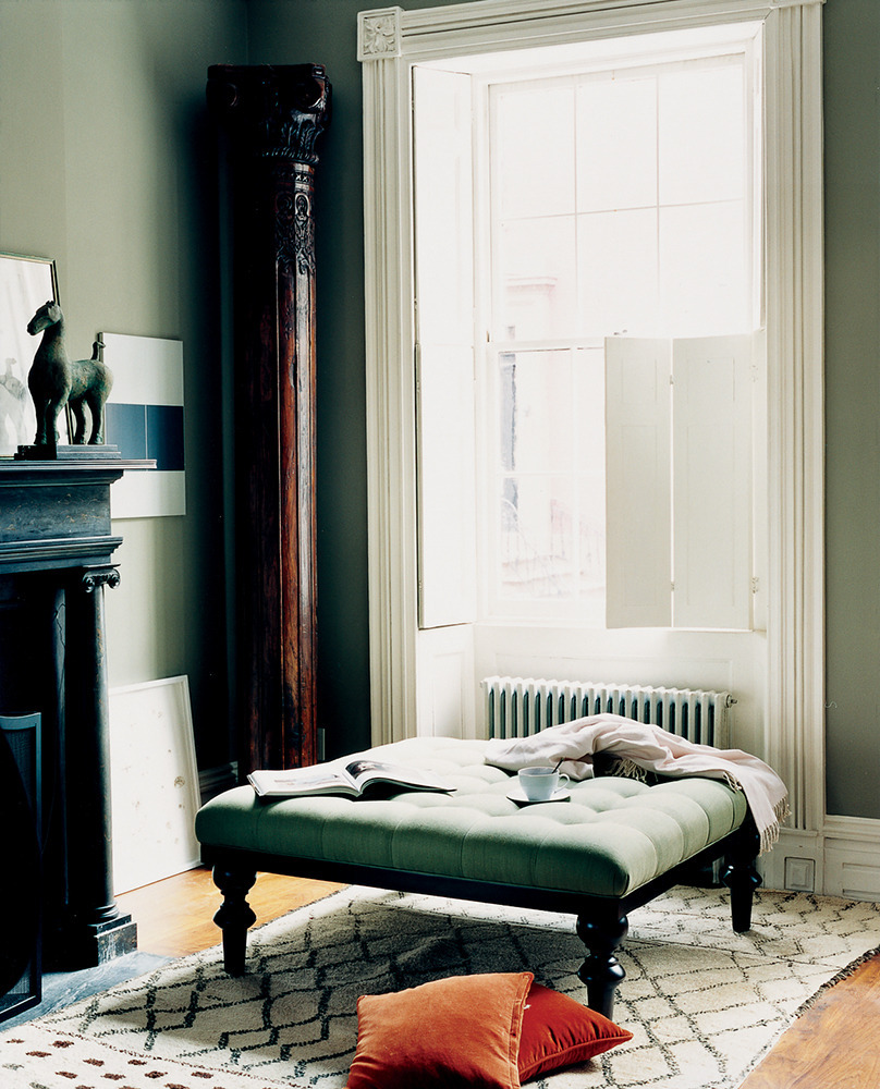 color trends :: olive green - simplified bee
