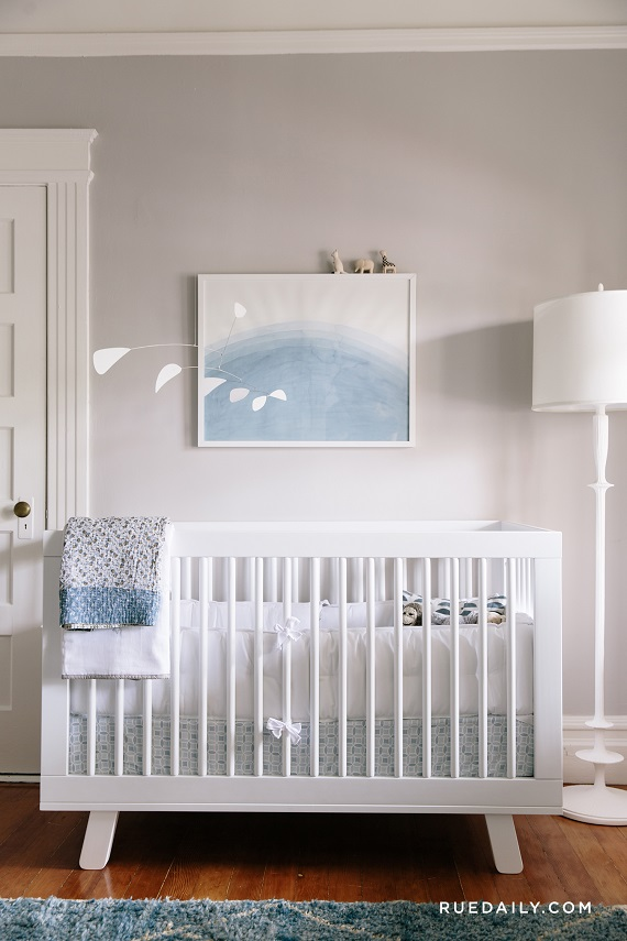 Baby Boy Nursery // Caitlin Flemming Design