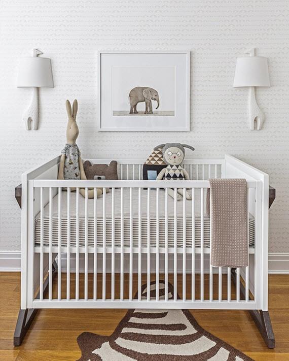 Elephant Nursery Room Design