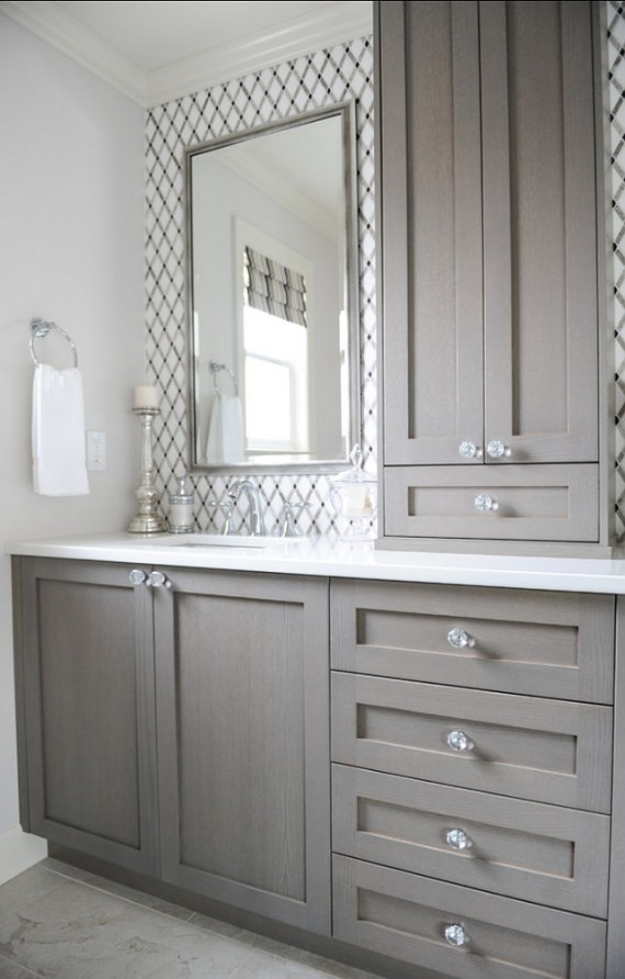 Design Bathroom Cabinet Layout : Faves home decor simplified bee