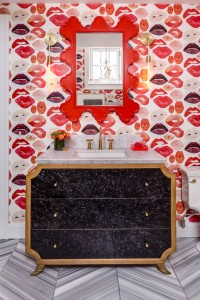 San Francisco Decorator Showcase 2015 // Girl's Bathroom // Nest