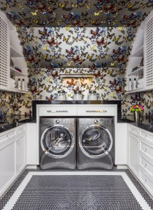 San Francisco Decorator Showcase 2015 // Laundry Room // Evars + Anderson