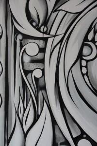 Street Art // Ian Ross // San Francisco Decorator Showcase