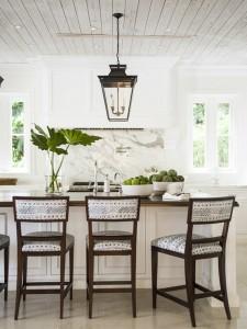 marble backsplash // designer kitchen // JK Kling
