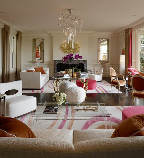 Living Room // San Francisco Decorator Showcase // Phillip Silver