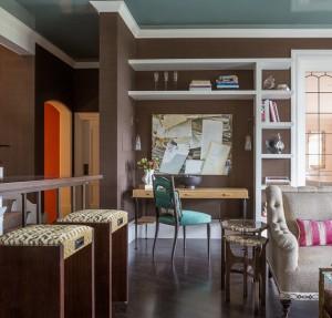 San Francisco Decorator Showcase // Kitchen Desk