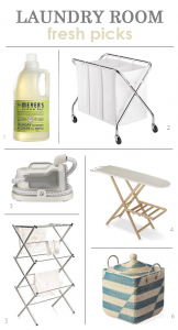 laundry room supplies // simplified bee blog #laundry
