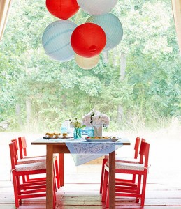 July 4th // Outdoor Entertaining