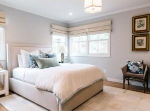 master bedroom // cristin priest // rue mag