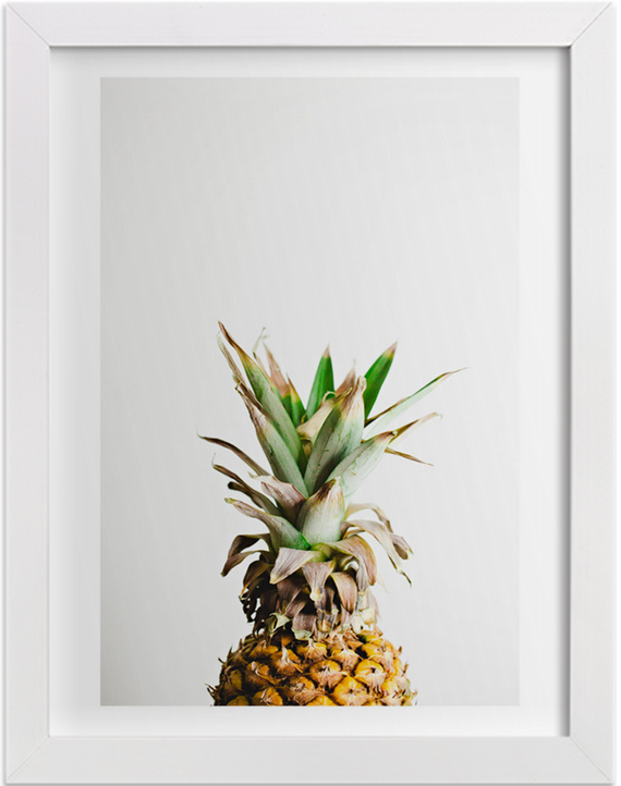 pineapple artwork // joni tyrrell // minted.com