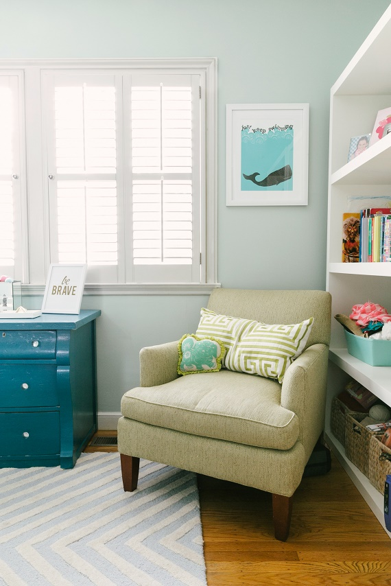 tween girls bedroom // cristin priest design // rue mag