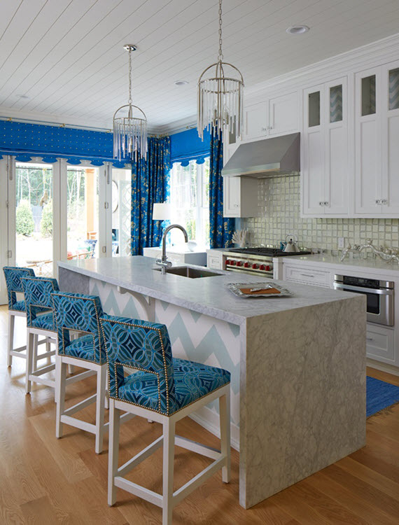Kitchen // Hampton Designer Showhouse 2015