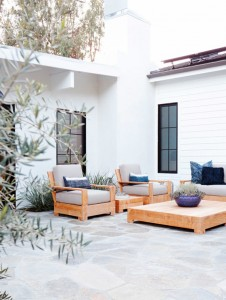 socal patio // maggie pierson design