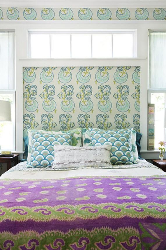 bedroom // katie ritter fabrics