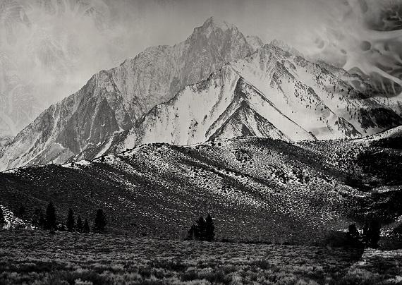 Convivt Lake // Ian Ruhter // fine artist