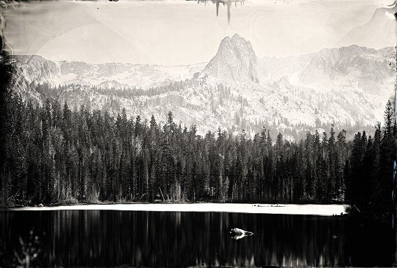 Mammoth Lake // Artist Ian Ruhter