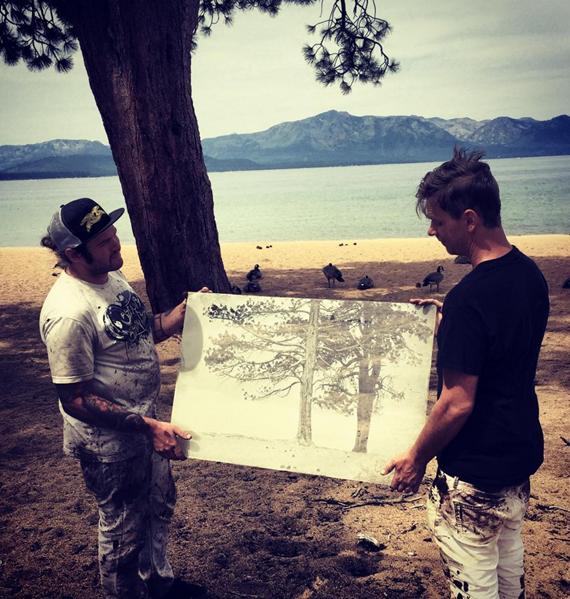 Ian Ruhter // Lake Tahoe Fine Artist